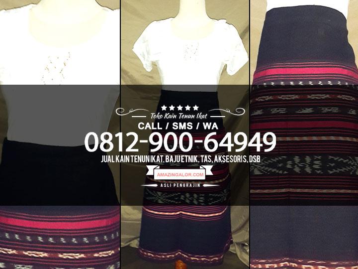 Model Baju Dari Kain Tenun NTT, Macam Macam Tenun Di Indonesia