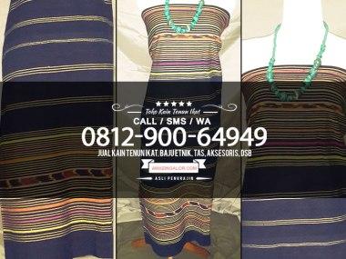 Baju Ikat, Baju Tenun Pria, Tenun Timor, Kain Tenun Khas NTT